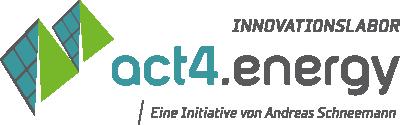 act4.energy-PK mit Kronberger, Schneemann, Hofer und Riedl